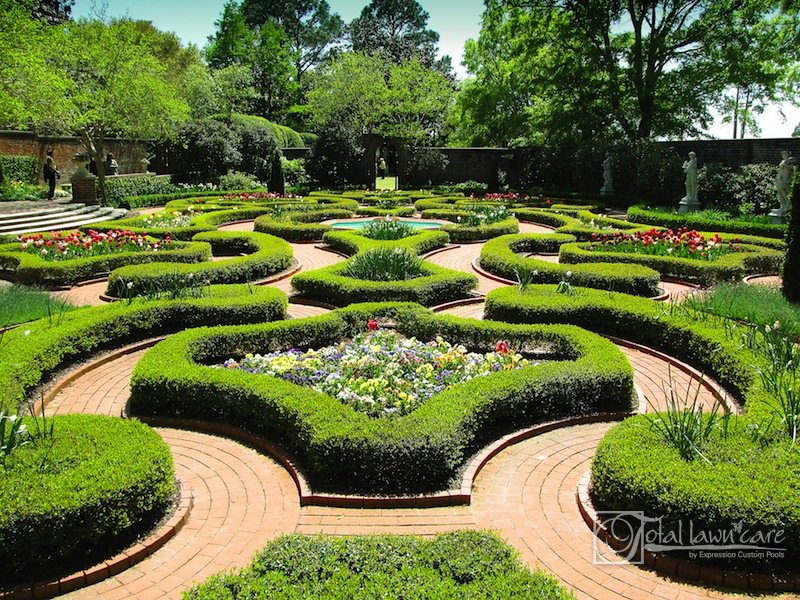 Landscaping houston cypress landscape photos pictures for Garden design houston